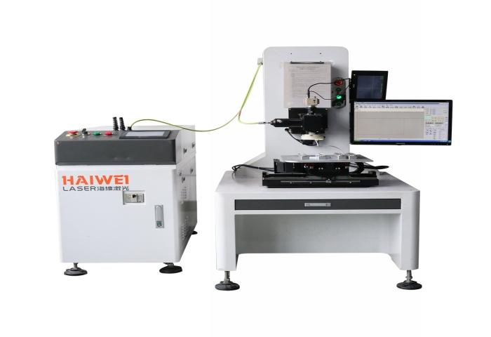 How is the quality of Haiwei Laser's laser welding machine?