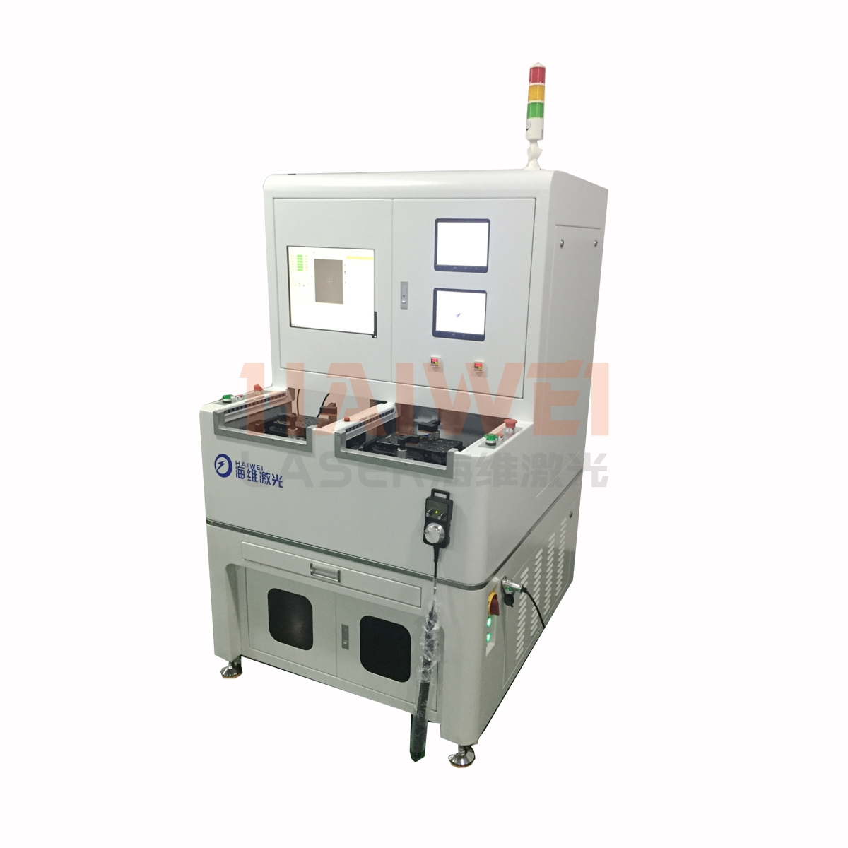 Automated customized laser welding system